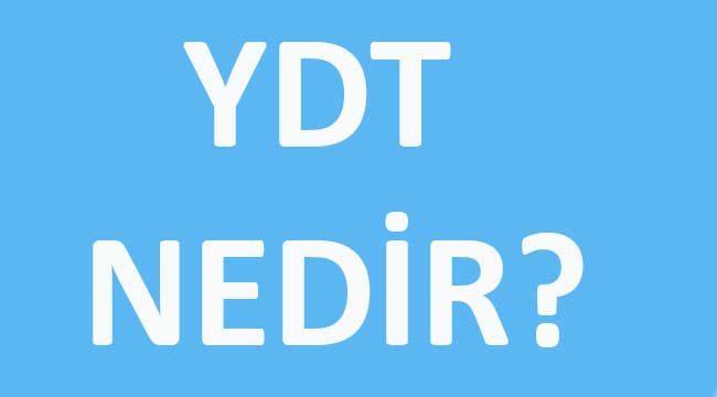 YDT nedir? YDT'de hangi diller sorulacak?