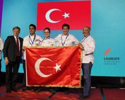 Bilgi Gastronomi ve Mutfak Sanatları Bölümü öğrencileri Şili'de