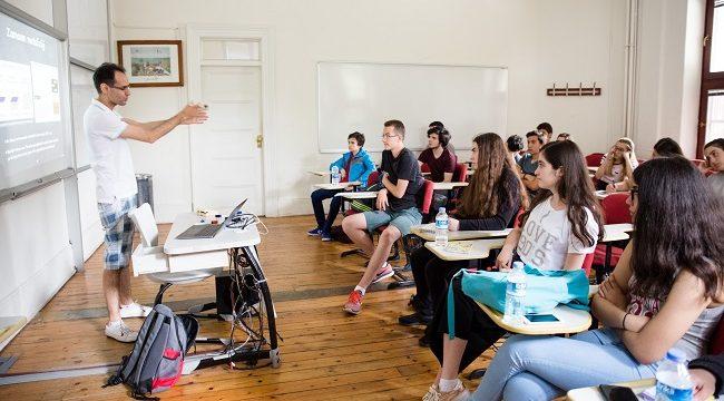 Boğaziçi Üniversitesinden lise öğrencilerine yaz okulu