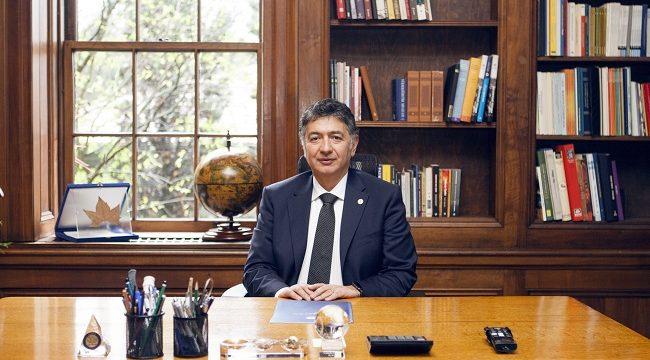 Boğaziçi Üniversitesi Rektörü Prof. Dr. Mehmed Özkan kimdir?