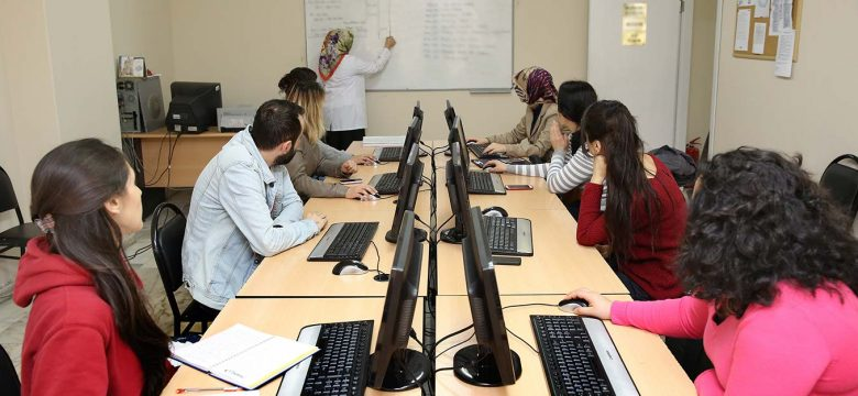 İSMEK Bilgisayar Programlama Teknikleri kursu