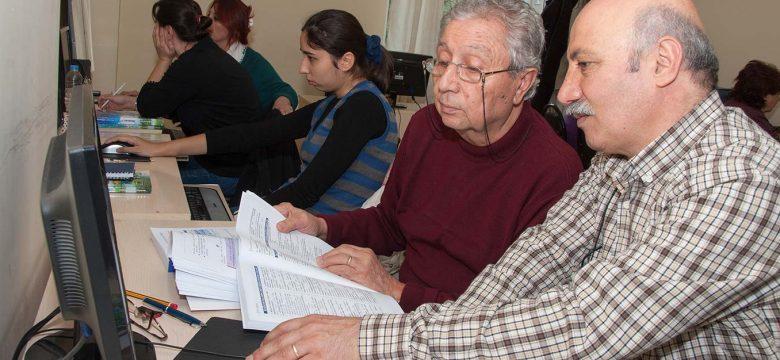 İSMEK Bilgisayarda Doküman Hazırlama kursu