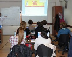 İSMEK Web Tasarımı kursu