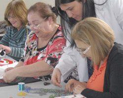 İSMEK Çiviyle Dekoratif Örme Teknikleri kursu