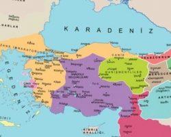 Anadolu'da kurulan ilk Türk beylikleri