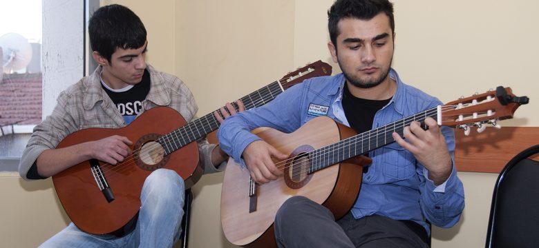 İSMEK Klasik Gitar 1. Seviye kursu