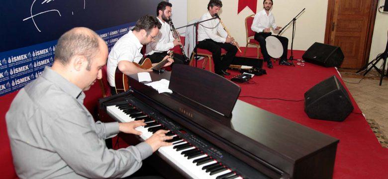 İSMEK Piyano 1. Seviye kursu