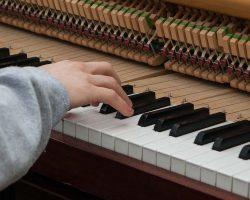 İSMEK Piyano 2. Seviye kursu