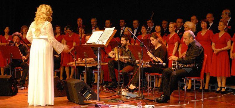 İSMEK Türk Halk Müziği Korosu 2. Seviye kursu
