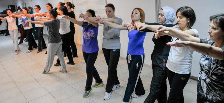 İSMEK Türk Halk Oyunları 1. Seviye kursu