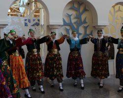 İSMEK Türk Halk Oyunları 3. Seviye kursu