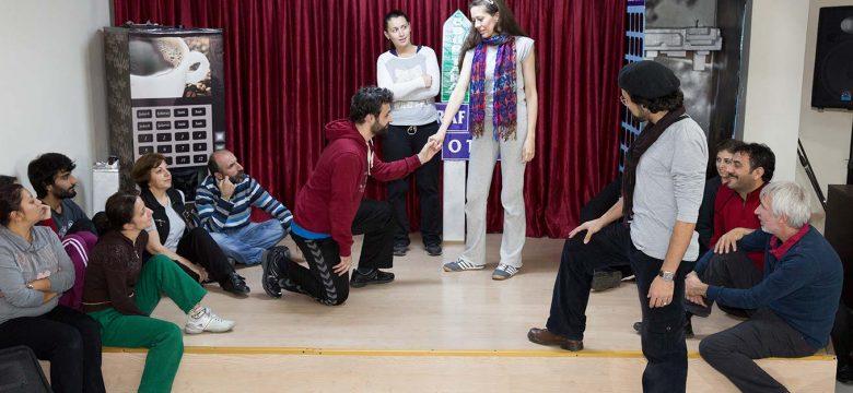 İSMEK Uygulamalı Tiyatro kursu