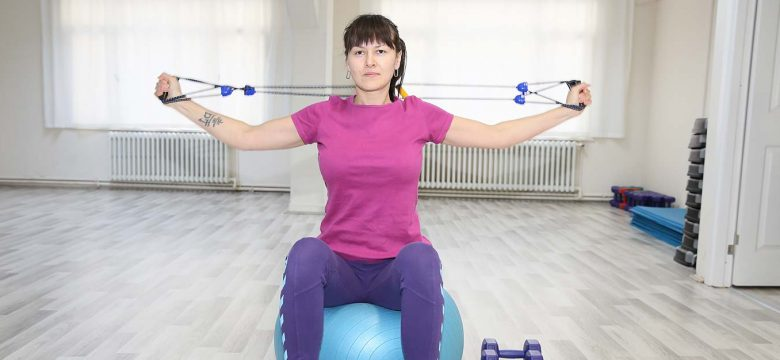 İSMEK Pilates kursu