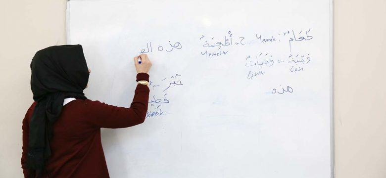 İSMEK Basın Arapçası kursu