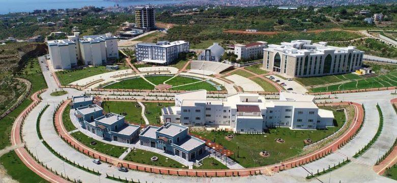 Alanya Alaaddin Keykubat Üniversitesi iki yıllık bölümleri ve taban puanları 2020