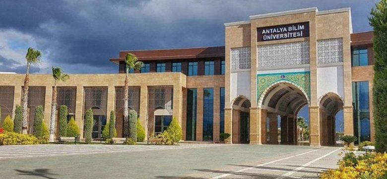 Antalya Bilim Üniversitesi iki yıllık bölümleri ve taban puanları 2020