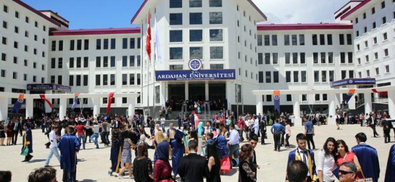 Ardahan Üniversitesi iki yıllık bölümleri ve taban puanları 2020