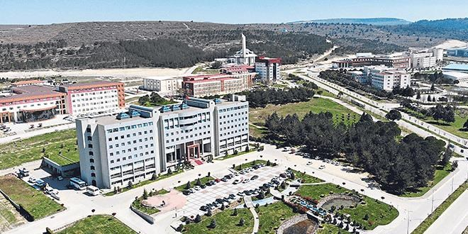 Balıkesir Üniversitesi iki yıllık bölümleri ve taban puanları 2020